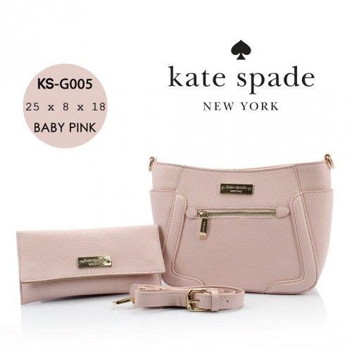 Trend Model Tas Kate Spade Cross Set Semi Premium G005MV Terbaru - http://www.tasmode.com/tas-kate-spade-cross-set-semi-premium-g005mv-terbaru.html