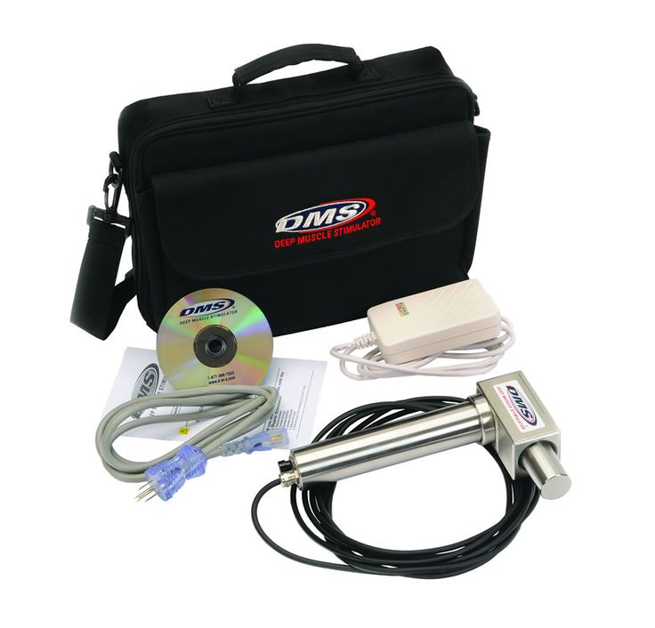 Deep-Muscle-Stimulator Bundle