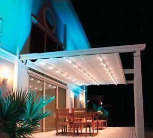 Terrassendach, Terrassenüberdachung, Pergola, Überdachung, Carport, Wintergarten | eBay