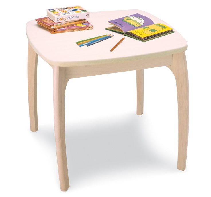 Junior Wooden Table. Beautiful shape