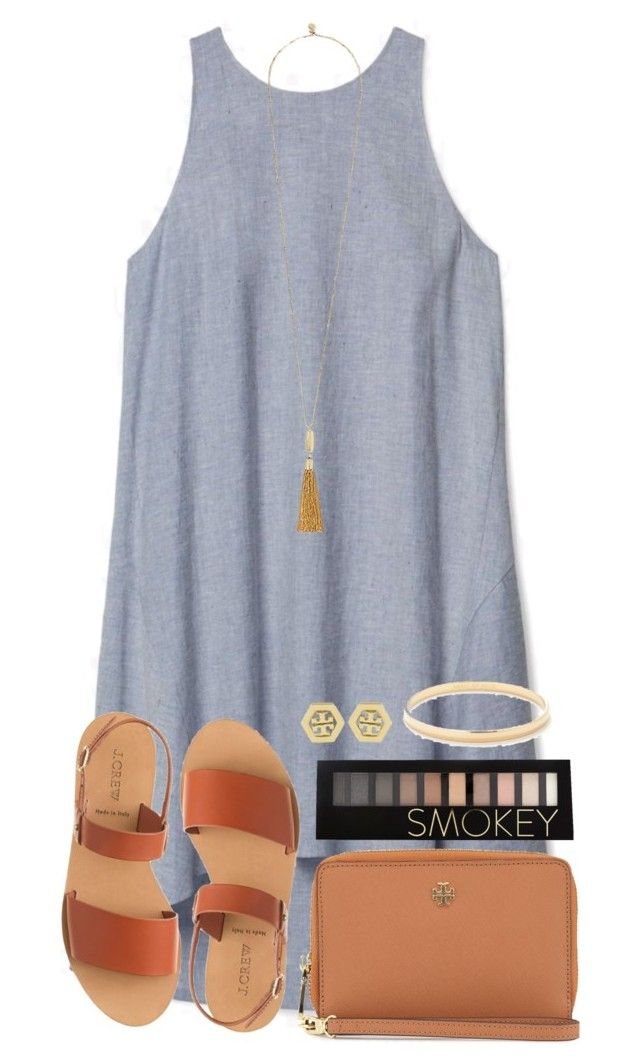 """Let It Gooo Just Let It Beeee"" by twaayy ❤ liked on Polyvore featuring Theory, Vince Camuto, J.Crew, Tory Burch, Forever 21 and Kate Spade"