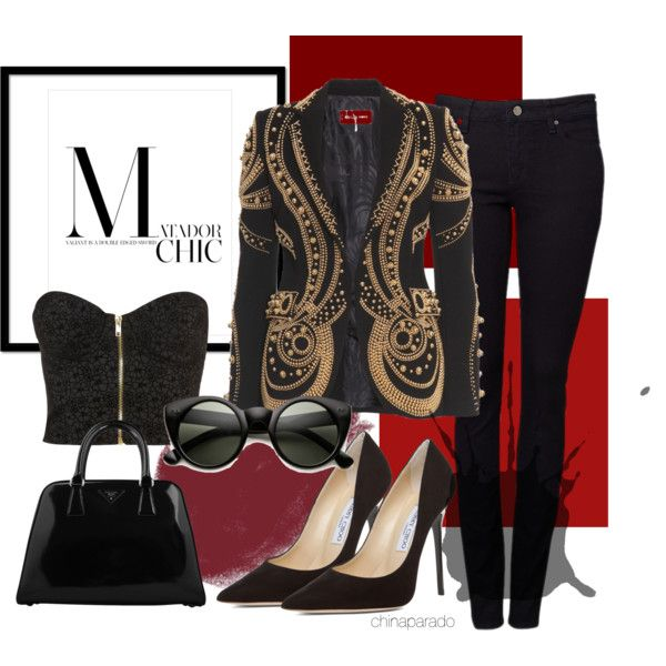 """Strong Willed"" by chinaparado on Polyvore"