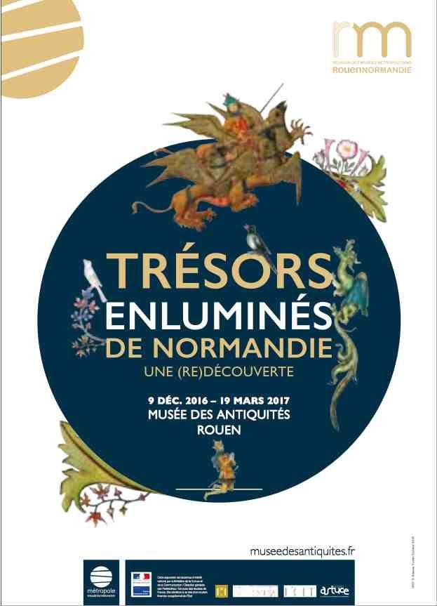 Trésors Enluminés de Normandie au Musée des Antiquités de Rouen : une exposition exceptionnelle. http://place-to-be.net/index.php/expositions/5628-tresors-enlumines-de-normandie-au-musee-des-antiquites-de-rouen