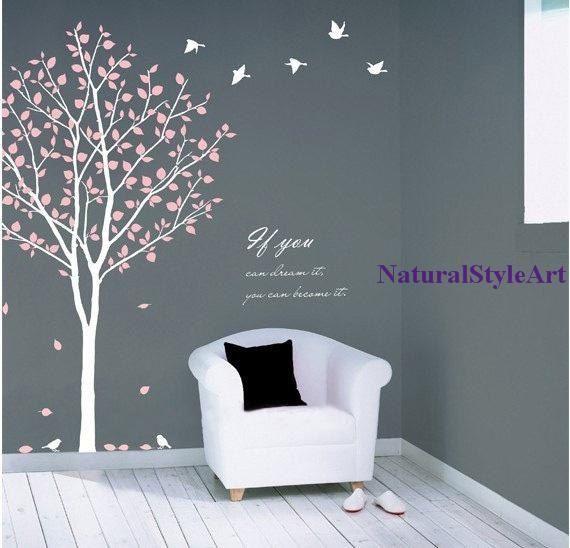 Best Cool Wall Decals Images On Pinterest Vinyl Wall Decals - Wall decals birdsbirds couple on branch wall decal beautiful bird vinyl sticker