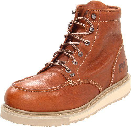 Timberland PRO Men's Barstow Wedge Work Boot,Brown,7 M US Timberland PRO http://www.amazon.com/dp/B006T30SVS/ref=cm_sw_r_pi_dp_YQk9vb04XYCPQ