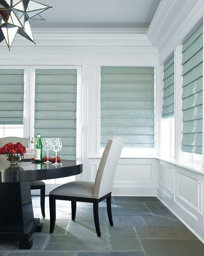 Dining Room Blinds Decoration Picture 2018