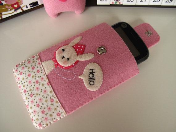 iphone4 felt case...can I make it myself?