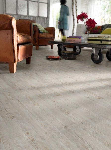 lame pvc clipsable imitation bois tarkett starfloor vintage 5925035 washed pine white - Laminatboden Pro Und Kontra 2014
