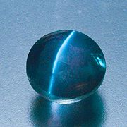 Cat's Eye Alexandrite. (If the price isn't listed, you can't afford it...)