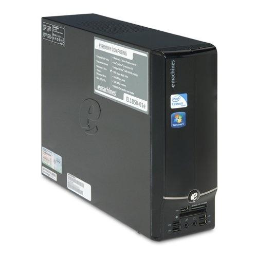 emachine el185001e refurbished desktop pc
