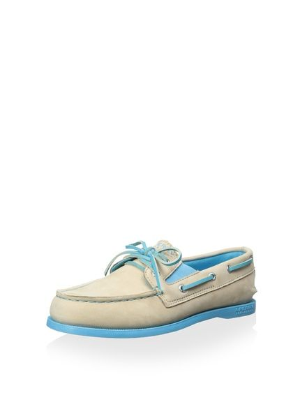 Sperry Kid's A/O Slip On Boat Shoe with Tie at MYHABIT