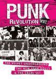 Punk Revolution NYC: Velvet Underground the New York Dolls and the CBGB's [DVD]