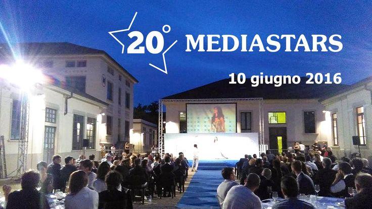 Manifestazione Premio 20 Mediastars