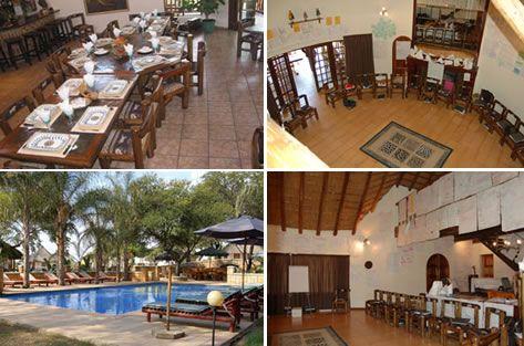 Das Landhaus Conference Venue in Sandton, Johannesburg