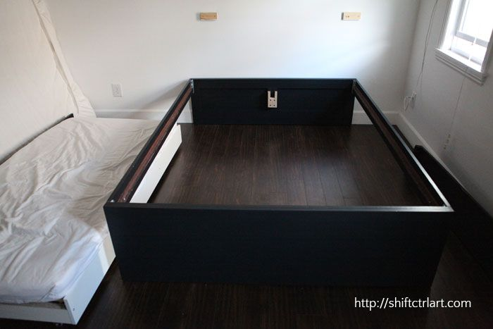 Latitude Run Branson Black Metal Platform Bed Frame: Best 25+ Twin Bed With Trundle Ideas On Pinterest