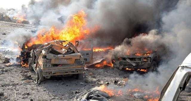 Αίγυπτος: Eπίθεση καμικάζι με δέκα νεκρούς: Δέκα αιγύπτιοι στρατιωτικοί, ανάμεσα στους οποίους ένας συνταγματάρχης, την Παρασκευ από…