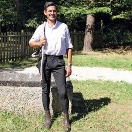 Pantalon d'équitation hommes Performance Alex