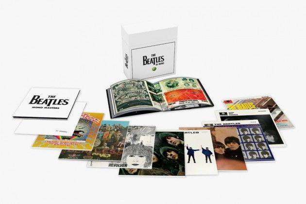 The Beatles' 180-gram Mono Vinyl Box Set 2014 • Selectism