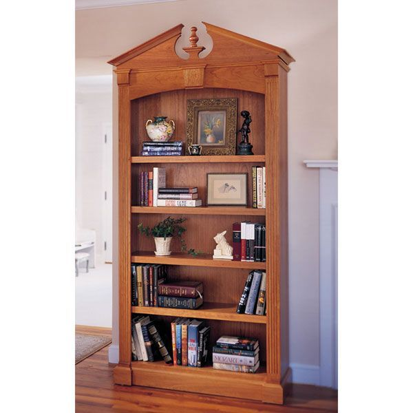 17 best images about bookcases on pinterest arts and crafts the family handyman and wood magazine. Black Bedroom Furniture Sets. Home Design Ideas