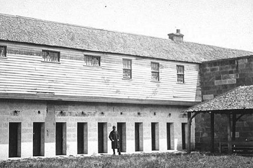 Oatlands Gaol House (1835)