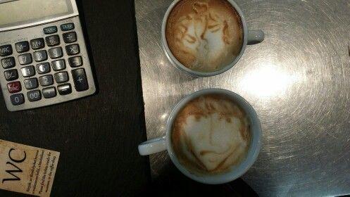 Latte Art= szenvedélyem