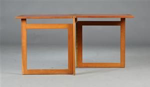 Køb og sælg moderne, klassiske og antikke møbler - Arne Robert. Woodwing klapbord - DK, Herlev, Dynamovej