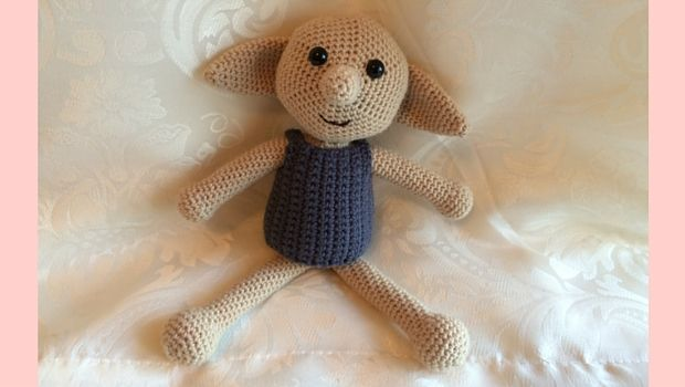 Knitting Pattern For Dobby The House Elf : 41 best images about harry potter patterns on Pinterest ...