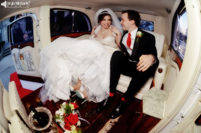 Our Round 9 Winners of our Best of #Weddings 2013 - Maria & Mike's December 2013 #wedding at St. Anthony Parish and the Crystal Plaza! (photo by deanmichaelstudio.com) #njwedding #njweddings #winter #red #love #bride #groom #photography #deanmichaelstudio