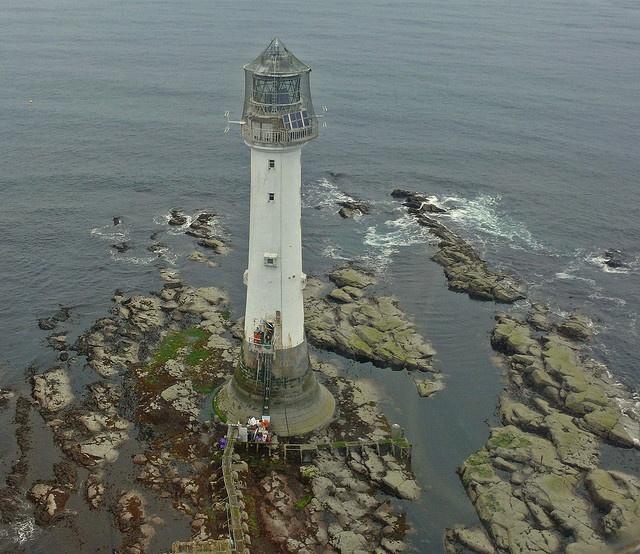 Bell Rock Lighthouse~Arbroath~ Scotland