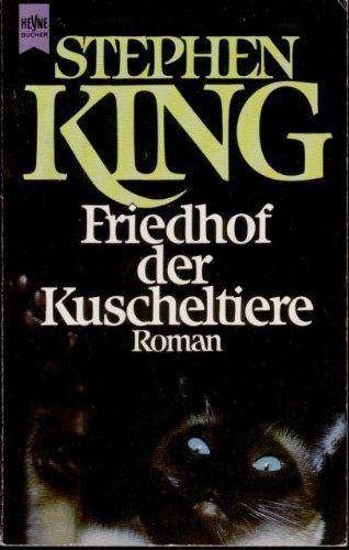 Heyne-Bücher : 1, Heyne allgemeine Reihe ; Nr. 7627 Friedhof der Kuscheltiere : Roman von Stephen: King http://www.amazon.de/dp/B002FDG8ME/ref=cm_sw_r_pi_dp_V7.evb1410VGN