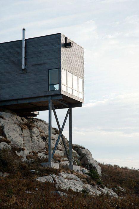 Cliff House in Nova Scotia | MacKay-Lyons Sweetapple Architects