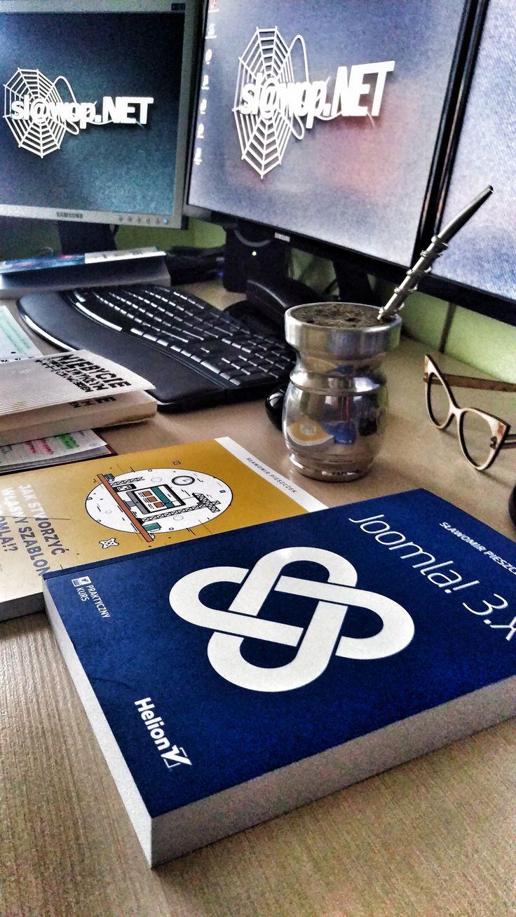 #Joomla3PraktycznyKurs  👉 z #Joomla! możesz stworzyć niemal dowolną witrynę  👉 praktyczne ćwiczenia - poznasz krok po kroku podstawy pracy z systemem Joomla!  👉 prosty język - zrozumiały także dla osób niezwiązanych z informatyką   Polecam, bo sam wielokrotnie korzystam :-D   #KursJoomla #TworzeniestronWWW #JoomlatoPROSTE