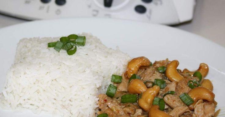 Chicken and Cashews - Thai Style