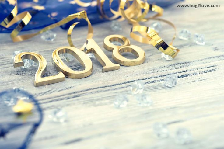 Amazing Happy New Year 2018 Wallpapers