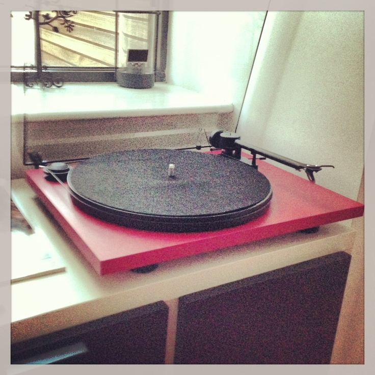 New Turntable (Project Essential)
