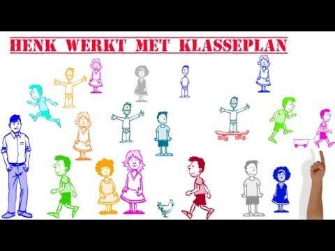 Animatie over de papieren en digitale weektaak van Klasseplan