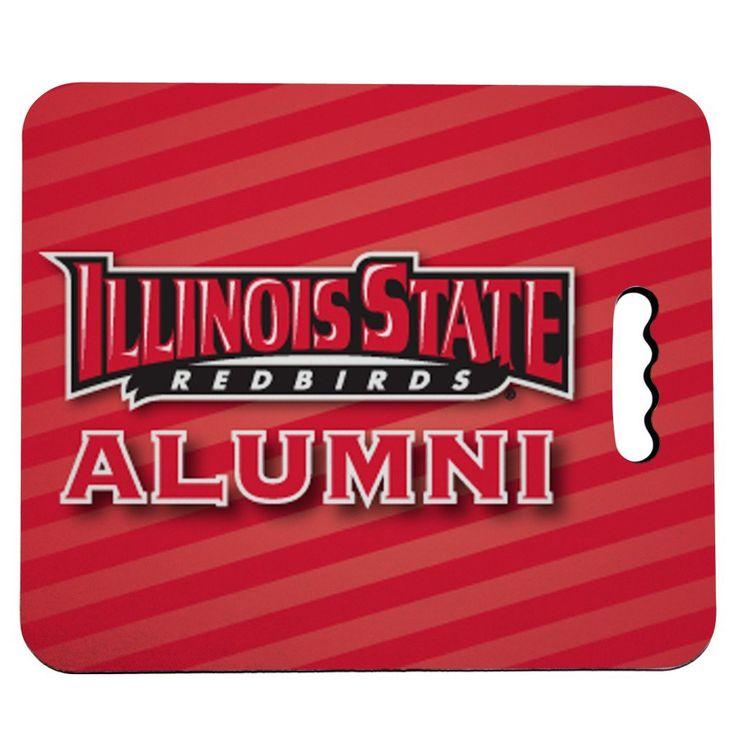 Illinois State University Stadium Seat Cushion - Alumni Design