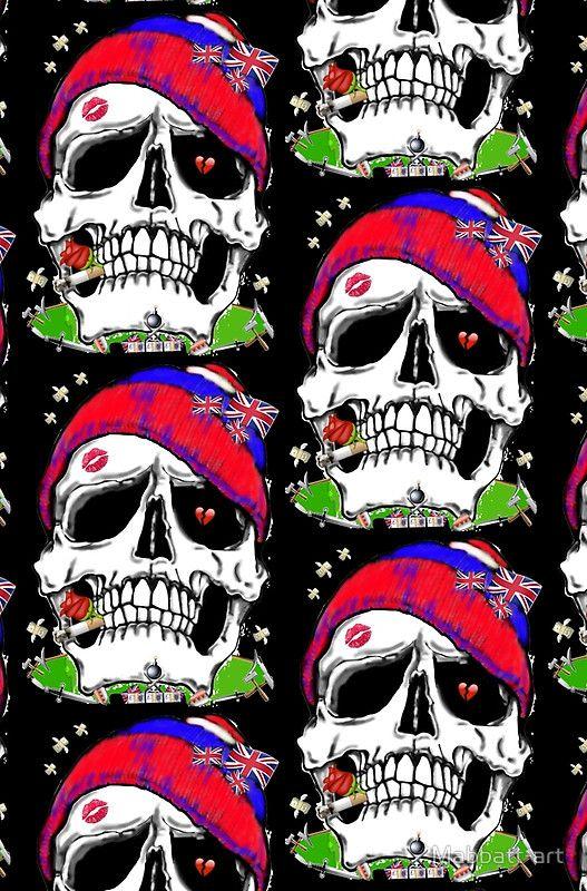 Back in Black BREXIT Skull