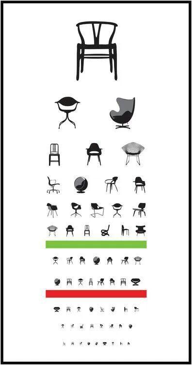 Bauhaus Chair Catalogue Poster...