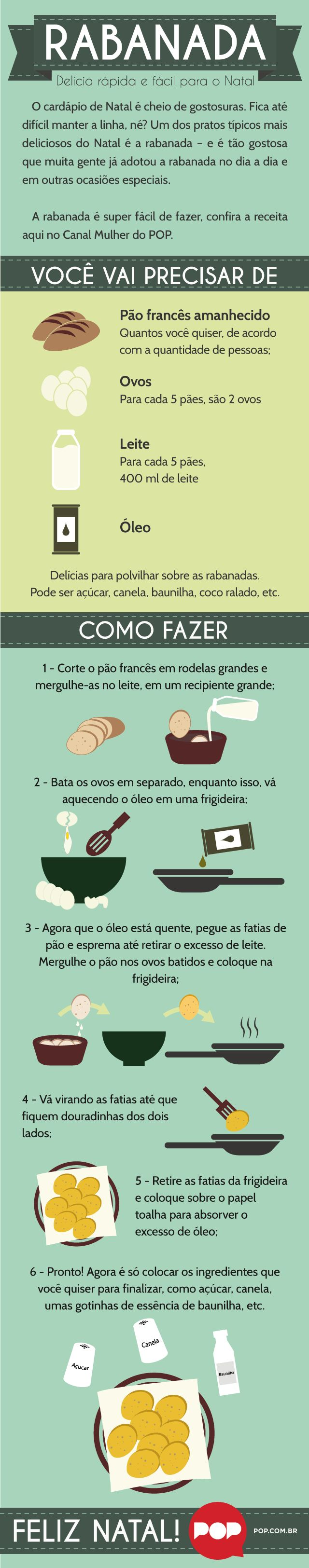 Uma receita brasileira de Natal.