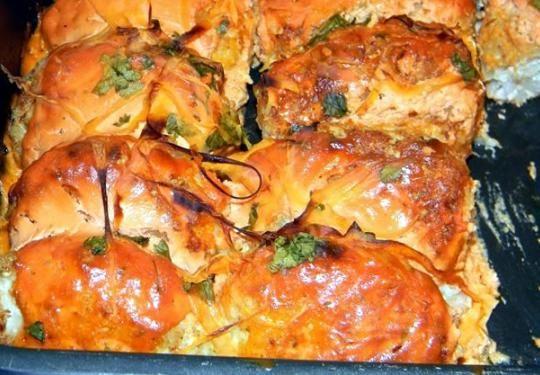 Голубцы в духовке. Закарпатский рецепт — это вкуснее, чем просто голубцы!