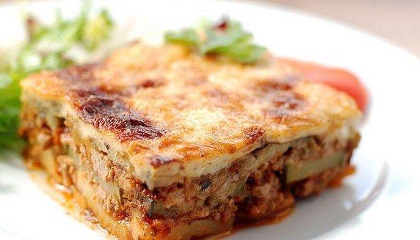 Μουσακάς με λαχανικά, νηστίσιμος - Daddy-Cool.gr