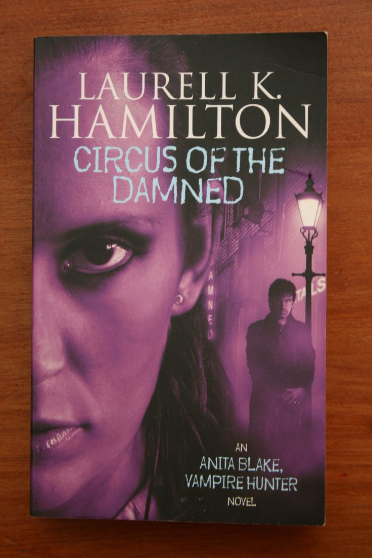 The fourth Anita Blake vampire novel - did I ever mention I have a thing about reading things in series?