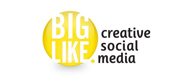 BIG LIKE - Branding, logo design -