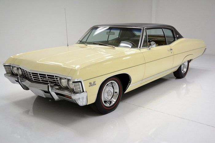 Classic 1967 Chevrolet Caprice For Sale 2107486 25 500