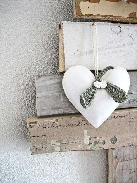 White heart ❤