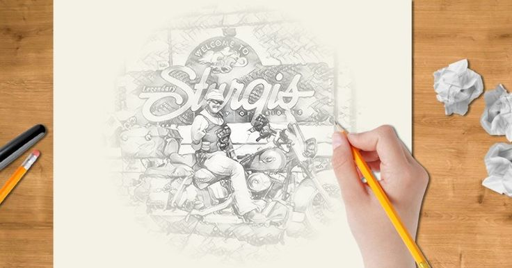 Can we sketch you? Click here and take a look at your picture!