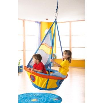 Haba - Ship See-Saw Swing  The adventures we could have sailing across the sea  #entropywishlist # pintowin