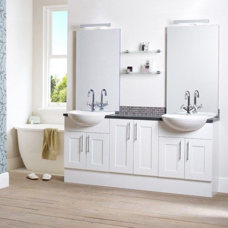 Bali white fitted bathroom furniture #modern #bathroom #sinks http://bathroom.nef2.com/2017/04/29/bali-white-fitted-bathroom-furniture-modern-bathroom-sinks/  #white bathroom furniture Bali white fitted bathroom furniture Information The Roper Rhodes Bali high gloss white fitted furniture range is a comprehensive range designed to suit any bathroom. The shaker style Bali white finish fitted furniture will give your bathroom…  Read more