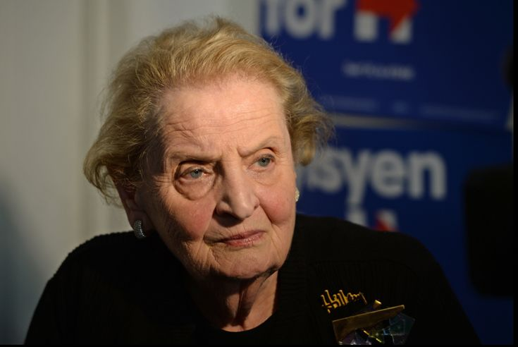 Clinton Sec. of State Albright calls on Congress to overrule Trump on foreign policy powers